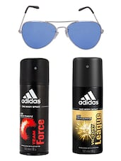 Adidas Deodorant Combo with Aviator -  online shopping for Deodorants