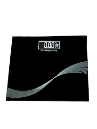 Digital Electronic Glass Personal Health Body Fitness Weighing Scale -  online shopping for Bath & Body