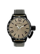 Black Analogue Wrist Watch For Men -  online shopping for Analog Watches