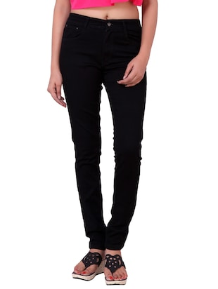 black denim jeans -  online shopping for Jeans