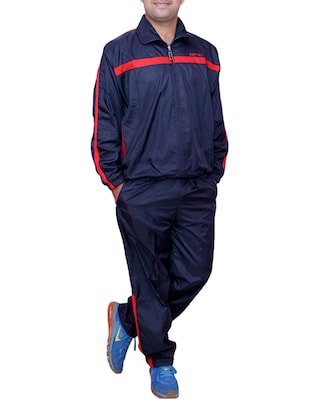 blue polyester track suit -  online shopping for Track Suits