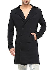 black fleece casual blazer -  online shopping for Casual Blazer