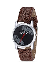Black Metallic Watch -  online shopping for Wrist watches