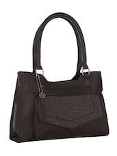 brown leather handbag -  online shopping for handbags