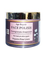 Auravedic Age Repair Face Polish With Pomegranate - By