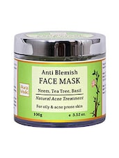 Auravedic Anti Blemish Face Mask With Neem - By