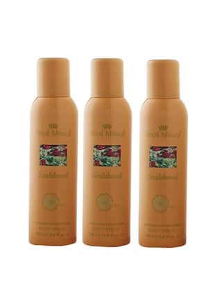 Royal Mirage Royal Mirage Combo Combo Set (Set of 3) -  online shopping for deodrants