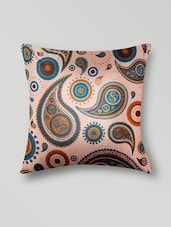 Multicolored Polyester Digital Printed Cushion Cover - By - 1276835