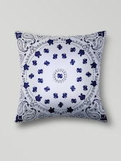 Multicolored Polyester Digital Printed Cushion Cover - By