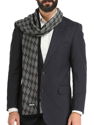 grey viscose muffler -  online shopping for Mufflers