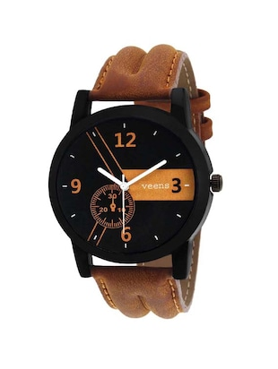 round dail Mens Watch -  online shopping for Analog Watches