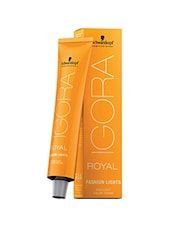 Schwarzkopf Professional Igora Royal Cream Fashion Lights Pack Of 2 Hair Color (Copper L-77) - By