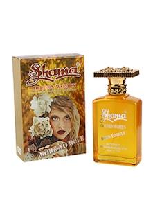 Shama Golden Series Alcohol Free Undiluted Perfume 100 ml Bottle