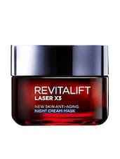 L'Oreal Paris Paris Revitalift Laser X3 Night Cream (50 Ml) - By