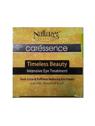 Nature'S Nature's Timeless Beauty Dark Circle & Puffiness Reducing Eye Cream (50 g) -  online shopping for Eye care