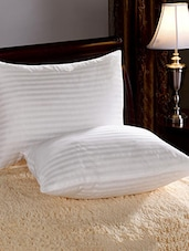 Valtellina   Hollow Siliconized Microfibre (Set of 2) -  online shopping for pillows