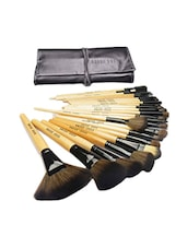 Bobbi Brown Professional Makeup Brushes Sets With Soft Black Bag (Pack of 24) -  online shopping for Brushes & tools