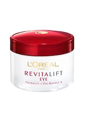 L'Oreal Paris Paris Revitalift Anti Wrinkle + Firming Eye Cream (15 Ml) - By