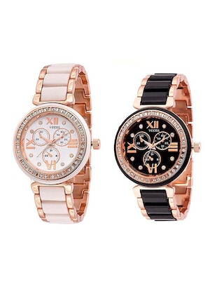 Womens Watch Pack Of 2