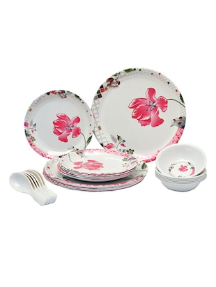 zakozee 24 pcs dinner set