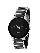 Jay Creation Black & Silver Women's Analog Watch -  online shopping for Wrist watches