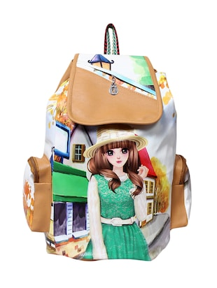 Designer Backpacks For Girls - Frog Backpack