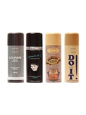 """Lomani Lomani Combo Set (Set of 4)"" -  online shopping for Deodorants"
