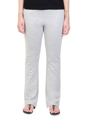 grey fleece track pants -  online shopping for Track pants