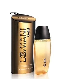 Lomani Gold EDT  -  100 ml (For Men)  available at Limeroad for Rs.1160