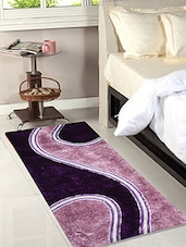 Multi Colored Polyester Floor Runner -  online shopping for Floor Runners