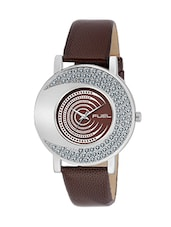 FUEL PRETTY Series Brown Color Women Watch (FF-PTY-0909) -  online shopping for Wrist watches
