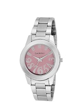 LAURELS Elizabeth Series Purple Color Women Watch (LO-EZB-II-1407) -  online shopping for Wrist watches