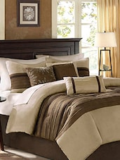 Bella premium  quality 400 tc cotton 5 piece Bedcover -  online shopping for bed covers