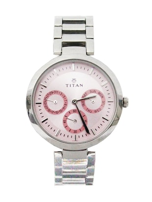 Titan Tagged 2480SM05 Analog - Chronograph Women's Watch -  online shopping for Wrist watches
