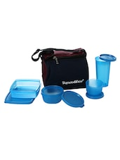 Signoraware 562 4 Containers Lunch Box  980 ml