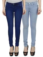 multi colored denim jean combo -  online shopping for Jeans