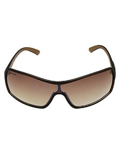 FASTRACK MEN PLASTIC UV PROTECTED SUNGLASS - P119BR2  available at Limeroad for Rs.1165