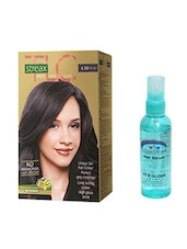 STREAX TLC HAIR COLOR PLUM WITH PINK ROOT HAIR SERUM - By