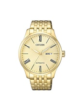 Citizen NH8352-53P Men Automatic Stainless Steel Analog Watch -  online shopping for Analog Watches