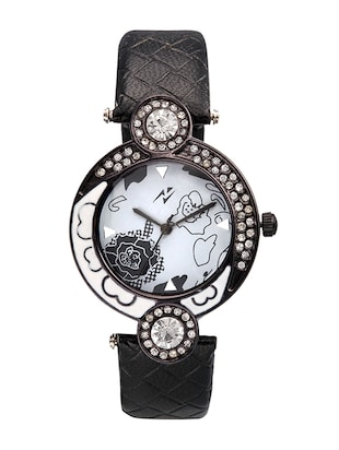 Yepme Kelen Women's Watch - Black