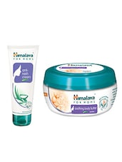 Himalaya For MoMs Anti-rash Cream 50 G  And Soothing Body Butter Cream For MoMs  Jasmine 200 Ml - By