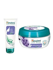 Himalaya For MoMs Anti-rash Cream 50 G  And Soothing Body Butter Cream For MoMs  Lavender 200 Ml - By