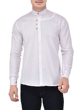 white linen casual shirt -  online shopping for casual shirts