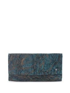 Floral Print Wallet - Bulchee
