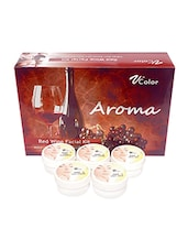 V-Color Aroma Wine Facial Kit 270 g (5 Steps) -  online shopping for Facial Kit