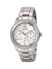 CITIZEN White Dial  Analog Watch For Women - FD2010-58A -  online shopping for Wrist watches