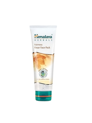 Himalaya Fairness Kesar Face Pack -  online shopping for Exfoliators & Masks