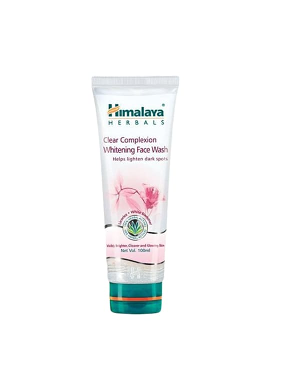 Himalaya Clear Complexion Whitening Face Wash (Set Of 4) - By