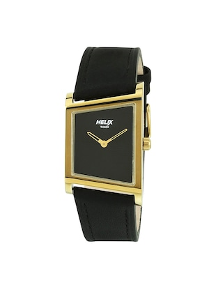 TIMEX Black Dial Analog Watch For Women - TW010HG03