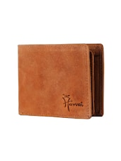 tan leather wallet -  online shopping for Wallets